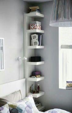 Decorar con estanterías originales, modernas y curiosas |