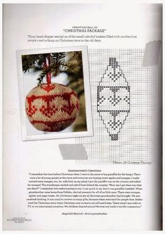 Мужчины тоже вяжут…Новый год…( Christmas Balls to Kn… , - knittings christmas Christmas Scents, Cross Stitch Christmas Ornaments, Xmas Ornaments, Christmas Baubles, Christmas Crafts, Knitting Charts, Knitting Patterns, Knitted Mittens Pattern, Crochet Ball