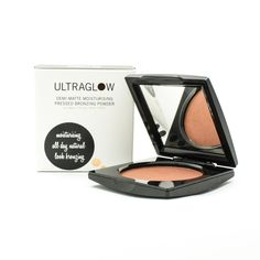 The Demi-Matte powder from Ultra Glow. Perfect for daytime wear and as a matte alternative to Original. Use Ultraglow Bronzing Powders all year round to create an alluring sunkissed glow that looks completely natural, or to enhance an already existing tan. You will be surprised at how long your loose powder lasts. Dermatologically tested.