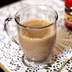 Healthy Homemade Coffee Creamer [trans fat free!]
