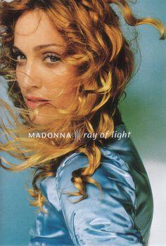 Madonna - Ray Of Light (Minidisc, Album) at Discogs