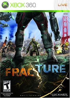 Fracture  Xbox 360 * Continue to the product at the image link. Note:It is Affiliate Link to Amazon.