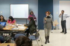 Presentaciones de las Mesas de trabajo. Mtra. Hilda Bustamante Rojas, Seminario: Visiones sobre Mediación Tecnológica en Educación. Primera Sesión, 10 de febrero de 2014.