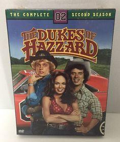 New The Dukes Of Hazzard Second Season DVD Sealed 4 Disc Set 23 Episodes