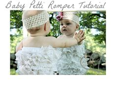 We Lived Happily Ever After: Baby Petti Romper