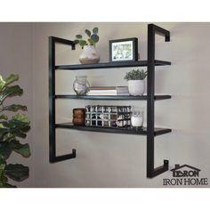 Glass Shelves Ikea, Glass Shelves In Bathroom, Floating Glass Shelves, Metal Shelves, Wall Shelves, Shelving, Glass Shelf Supports, Floating Shelf Brackets, Mounting Brackets