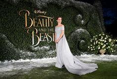 """Londýn UK: Emma Watson sa zúčastní otváracej akcie vo Veľkej Británii a špeciálne projekcie Disney je """"Kráska a zviera"""".  Februára, 23. 2017. (Credit: StillMoving.net pre Disney)"""