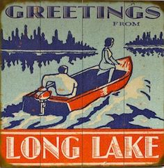 Matchbook Sign -- Lakehouse Lifestyle Online Store