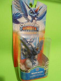 Skylanders Giants (WHIRLWIND) series 2