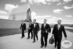 Air Force Academy wedding pictures #coloradoweddings #weddings