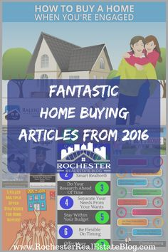 Fantastic Home Buying Articles From 2016 - http://www.rochesterrealestateblog.com/best-real-estate-blog-articles-2016/ via @KyleHiscockRE