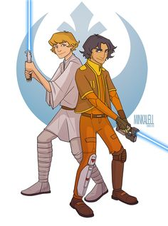 Luke & Ezra for my amazing friend @rhysmarcsh