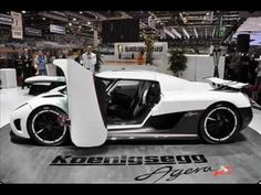 Alexandra, you must watch this video of the Top 10 Most Expensive Cars in The World 2012...enjoy and let me know what you think.....