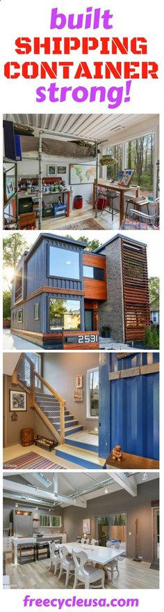 Container House - Shipping Container Home Guide - Who Else Wants Simple Step-By-Step Plans To Design And Build A Container Home From Scratch?