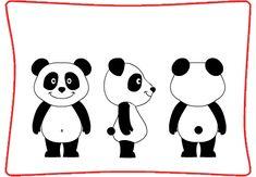 Canal Panda Blog: Quem é o Panda Canal Panda, Bolo Panda, Panda Decorations, Cartoon Panda, Panda Party, Image Fun, Cute Diys, Panda Bear, Party Themes