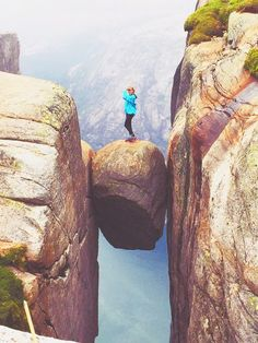 This would be the scariest thing I ever did, but I would love to do it.