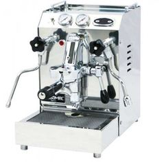 Isomac Tea III with PID Espresso Machine for the coffee enthusiast