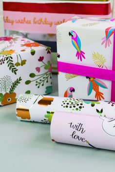 We design Really Good gift products, we believe in Really Good customer service, and we love Really Good cake! Palm Trees, Parrot, Best Gifts, Wraps, Gift Wrapping, Paper, Paper Wrapping, Parrot Bird, Wrapping Gifts