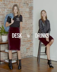 Transition effortlessly from office hours to happy hours with new arrivals from Express. Find the perfect balance of professional and off-duty with a sleek black lace top paired with your favorite fit dress pants. Shop the collection today at Express.com.