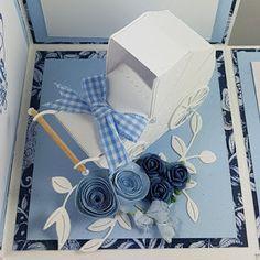 HOBBYKUNST Copic, November, Decorative Boxes, Pink, Home Decor, February, November Born, Decoration Home, Room Decor