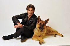 Davide Rivera (Ettore Bassi) & Rex (Nick)