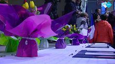 Een tijdelijke kapel om de slachtoffers van #germanwings vlucht #4U9525te herdenken. http://www.spirit24.nl/#!player/info/program:53104579/group:37200368