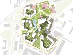 ЖК «Серебряный фонтан» | Архитектурная мастерская Атриум