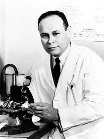 Charles Richard Drew was a physician, surgeon and medical researcher. His research in  blood transfusions,  improved techniques for blood storage (blood banks) was used on a large scale in World War II. This allowed medics to save thousands of lives. Dr Drew protested against the practice of racial segregation in blood donation. The night he died from a car accident, he was refused a blood transfusion at the hospital because he was not white.