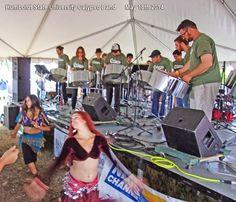 Humboldt State University Calypso Band 2014