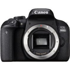 Canon EOS 800D T7i 24.2MP DSLR Camera Body Only //Price: $839.50//     #shopping
