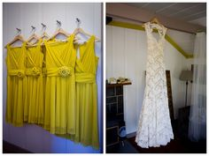great color for bridesmaid dresses.  sunny sonoma vineyard wedding via oh lovely day | photo by Hendrickson Photography