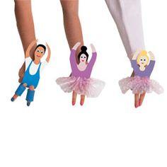 Ballerina Puppets fo
