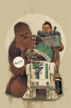Marvel Star Wars Solicitations for November 2015 | Roqoo Depot
