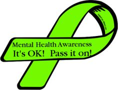 May is Mental Health Month. Do More for 1 in 4. Did you know that 1 in 4 American adults live with a diagnosable, treatable mental health condition and can go on to live full and productive lives? It's true. Mental health conditions do not discriminate and truly affect us all (individually and those we love).