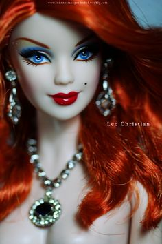 Hope Diamond Barbie® Doll