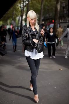 @Carrie street style