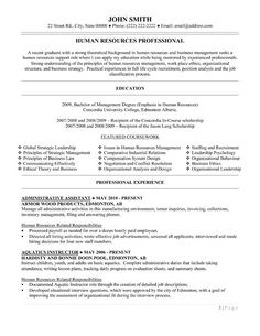 A Professional Resume Simple Great Administrative Assistant Resumes  This Resume Was Written Or .