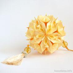 #polyhedra #origami #modular #kusudama #natalia_romanenko #ronatka #floristry