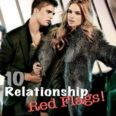 Look for these relationship red flags when you're in a new relationship! Know when he's not the one and when to give him the boot. Friendship And Dating, Relationship Red Flags, New Relationships, Fur Coat, Collection, Campaign, Fall Winter, Models, Women