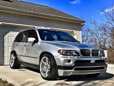 E53 Bmw X5 Sport, Sport Suv, Bmw X5 E70, Bmw X6, Bmw Truck, Bmw Accessories, Ac Schnitzer, Bmw Performance, Custom Bmw
