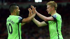 Kevin De Bruyne stars as Manchester City beat Sunderland