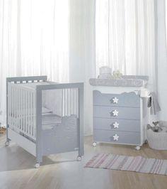 Luxe babykamer met nachtlampje!