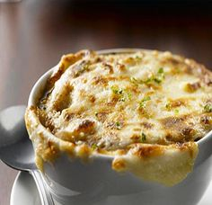 Best French Onion Soup | G-Free Foodie #GlutenFree