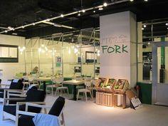restaurant New Fork, Coolsingel 141, Rotterdam