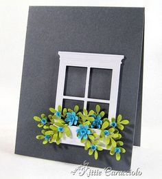 Fast, Clean and Simple Window and Flower Box