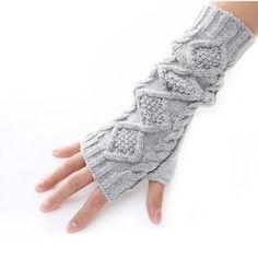 guantes tejidos - Buscar con Google