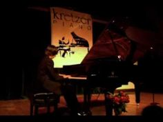 Lior performs Piano Sonata No. 1 (movement 2 of 2) at Kretzer Piano's 2010 Music for the Mind concert featuring the Kretzer Kids.
