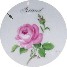 Silber+Rosen: 3.2. Porzellan: Meissen