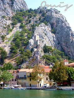 Kroatien Croatia Omis