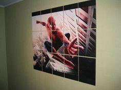 step-by-step spiderman rasterbator
